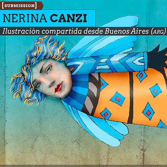 Ilustración de NERINA CANZI