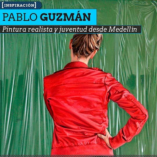 Pintura de PABLO GUZMÁN