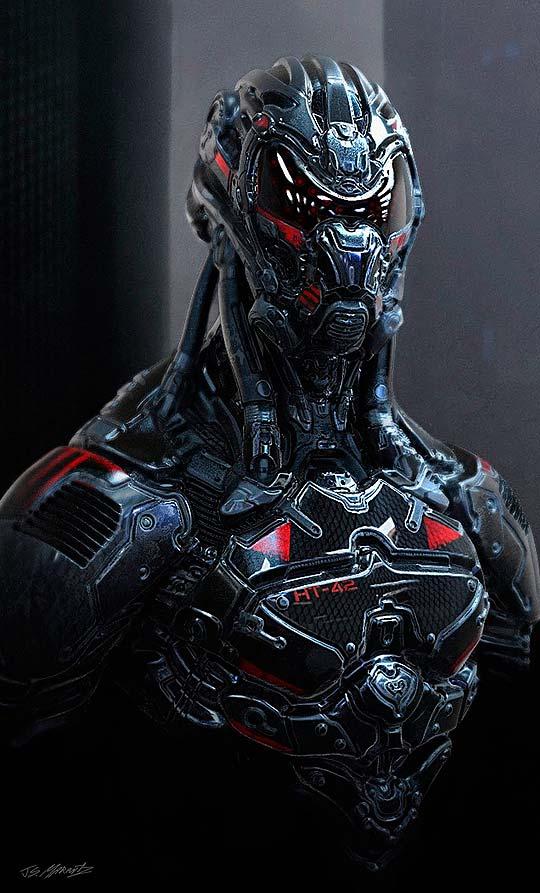 20 excelentes e inspiradores personajes en 3D