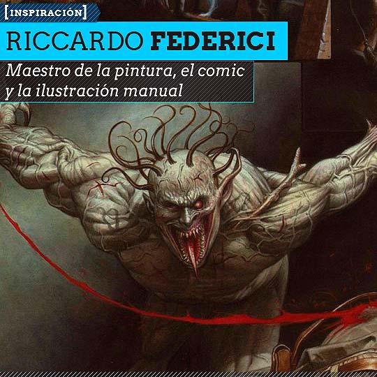 Comic de RICCARDO FEDERICI