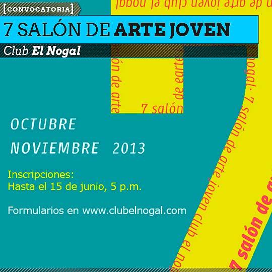 7 Salón de Arte Joven Club el Nogal