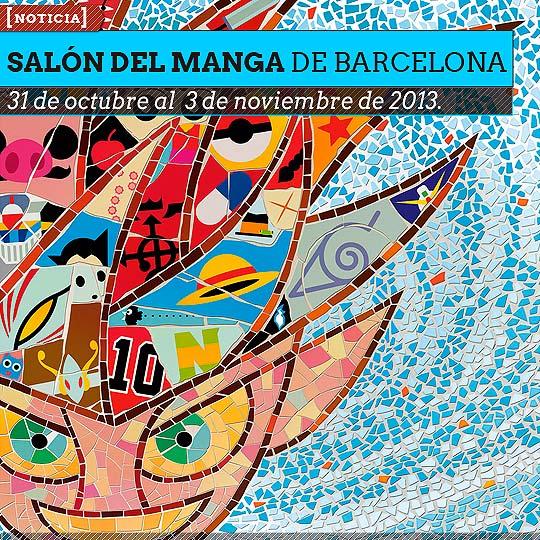 XIX Salón del Manga de Barcelona.