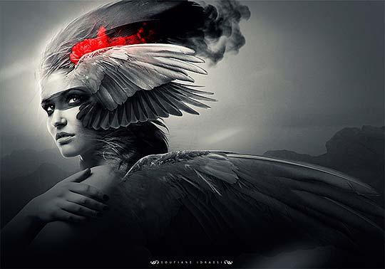 Arte digital de SOUFIANE IDRASSI
