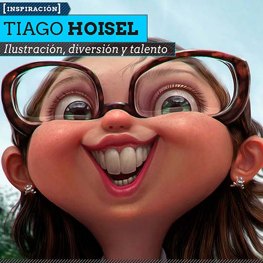 Ilustración de TIAGO HOISEL