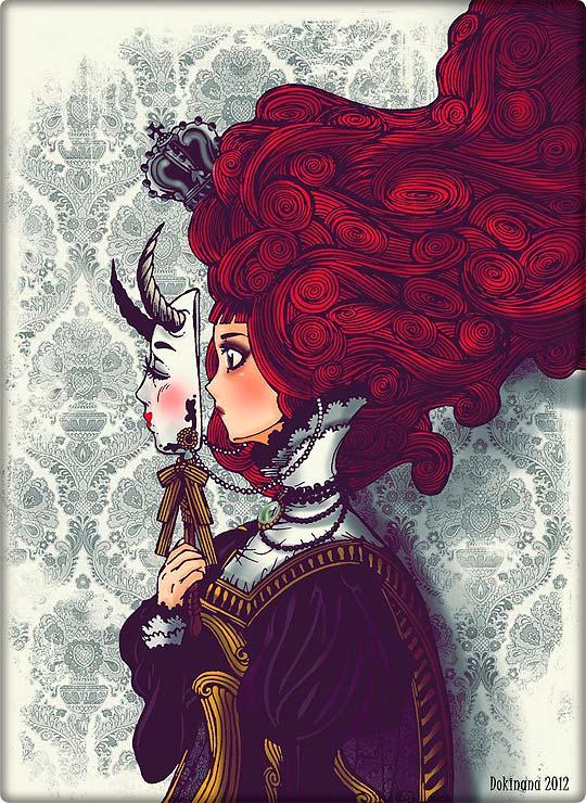 Queen Annabelle de VANESSA TROTTA