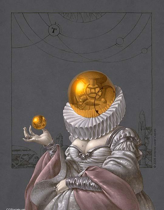 Ilustración de ANTONIO JAVIER CAPARO