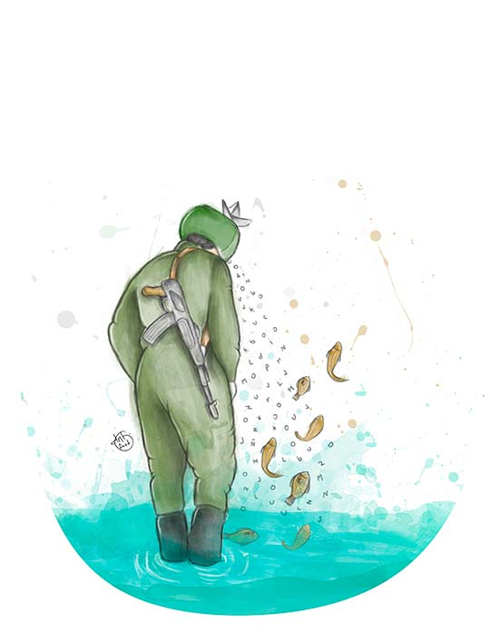 Ilustración de DANIEL VILLANUEVA