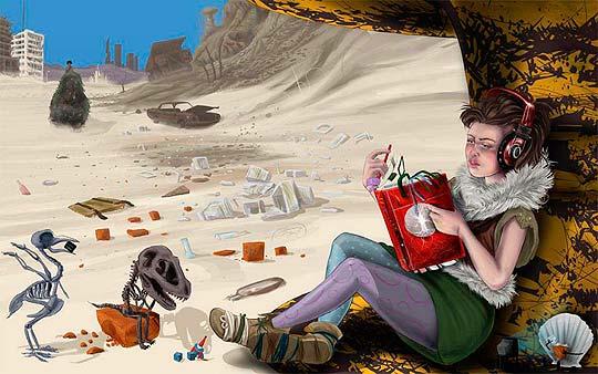 Ilustración. Edandipi de EDWIN DIAZ.