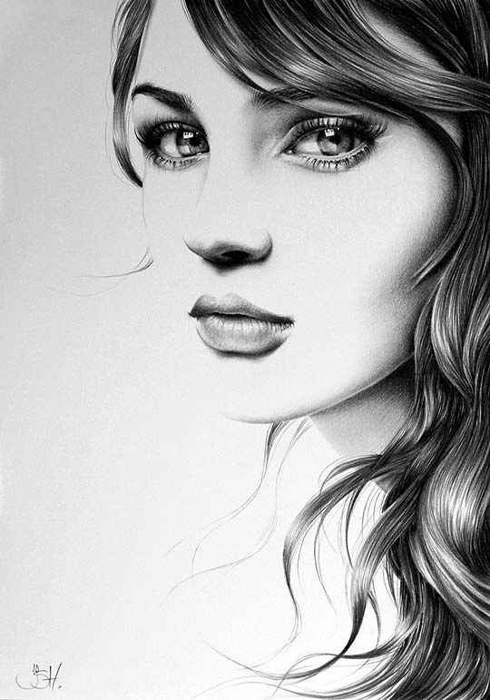 Dibujo de ILEANA HUNTER