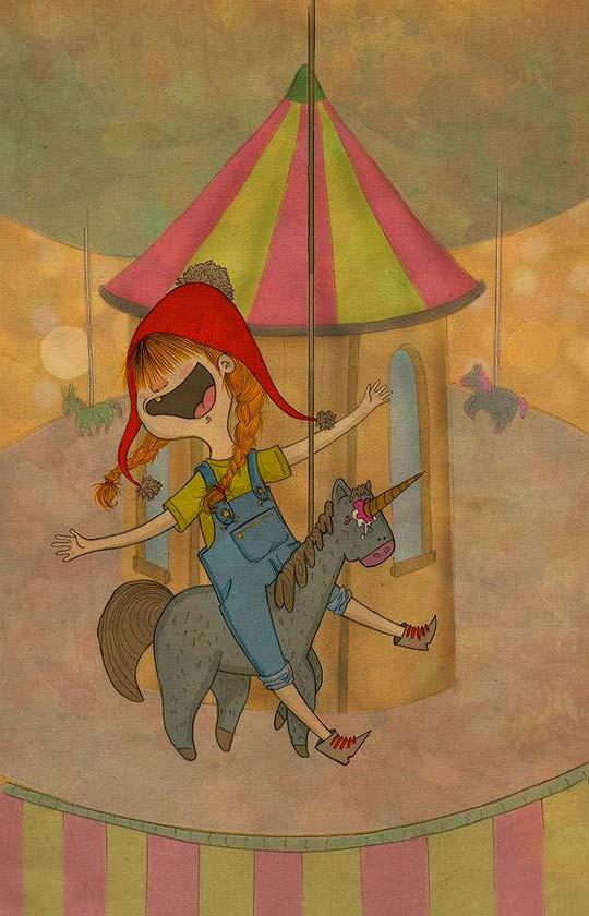 Ilustración de LAURA FERREIRO Aka Sozosuru