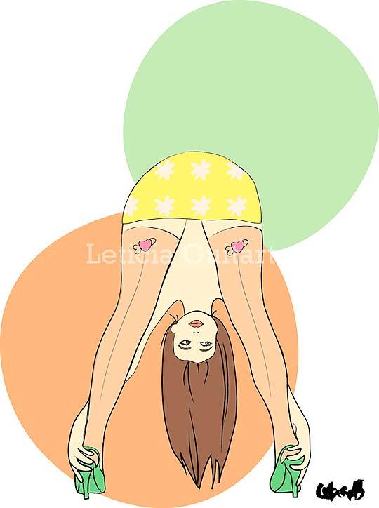 Ilustración de LETICIA GUITARTE Aka LeticiaGuitarte
