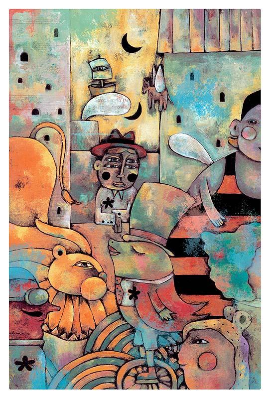 Ilustración de MARIA FERNANDA MANTILLA