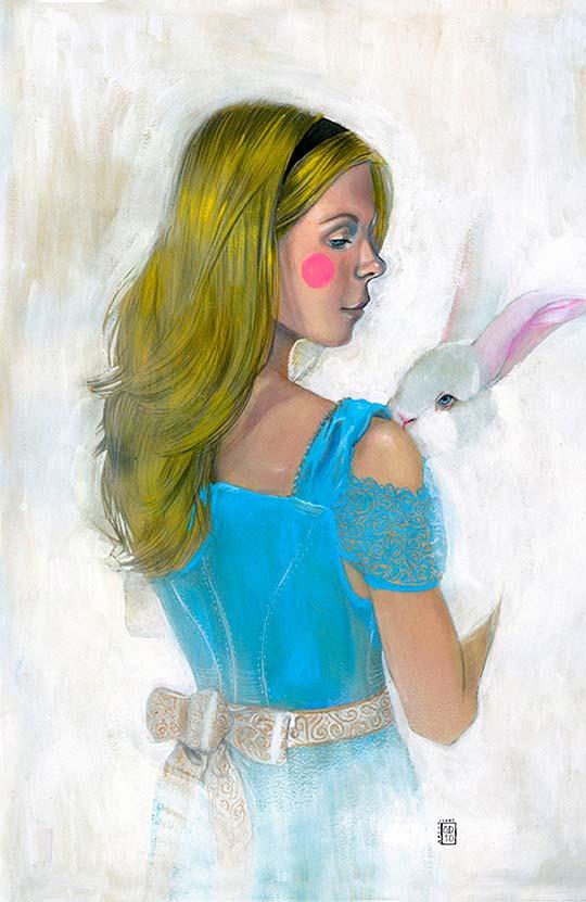 Ilustración de OLIVER DOMINGUEZ