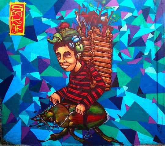 Arte urbano de SENKOE