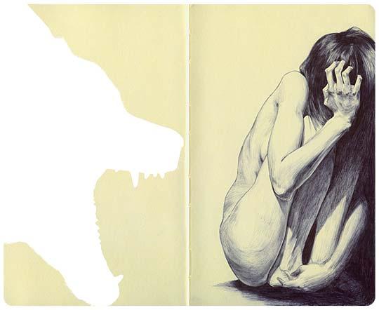 Ilustración de CHAMO SAN