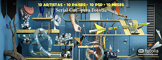 Serial Cut™, 9º artista de la segunda temporada de TEN.