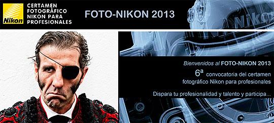 Convocatoria de fotografía de Nikon para profesionales.
