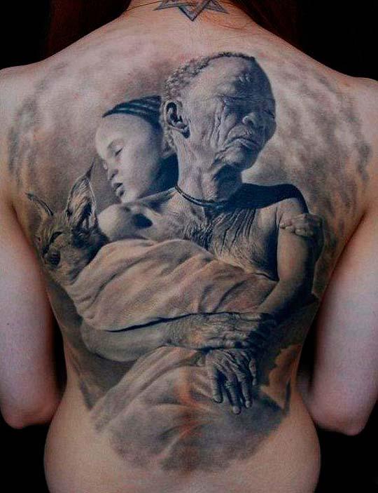 Tatuaje de DEN YAKOVLEV