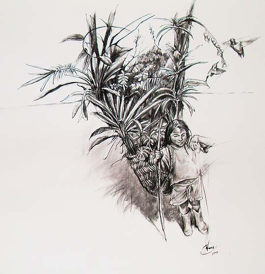 Pintura de DIEGO NARANJO Aka Narandro