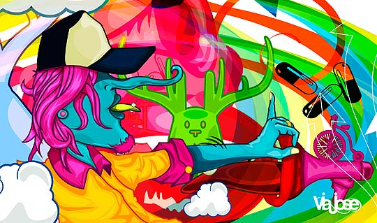 Ilustración de JOSE MALDONADO Aka Viajose