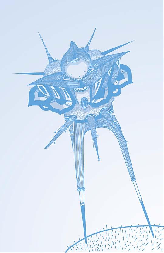 Ilustración de JOSUE MUNGUIA.