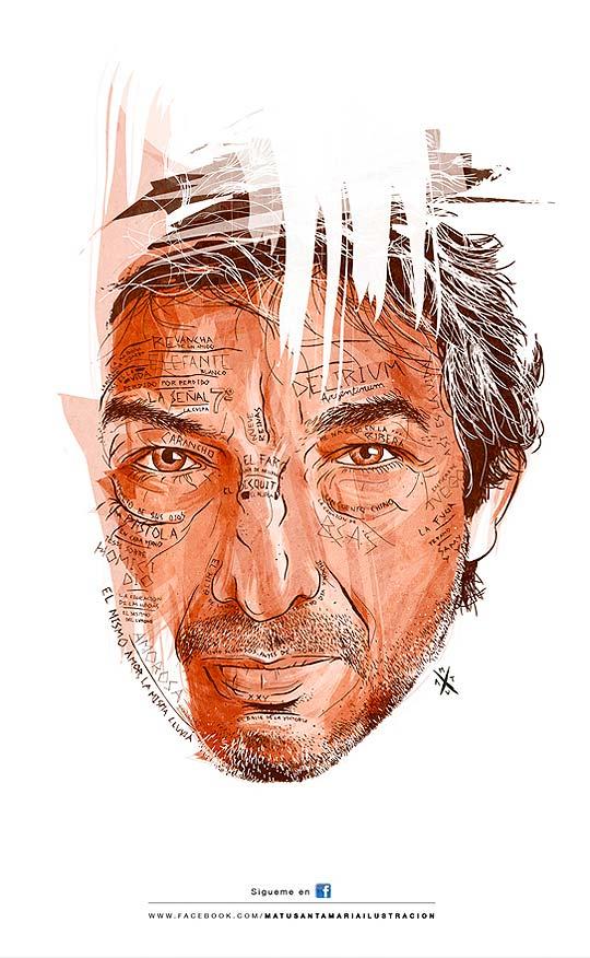 Ilustración de MATU SANTAMARIA.