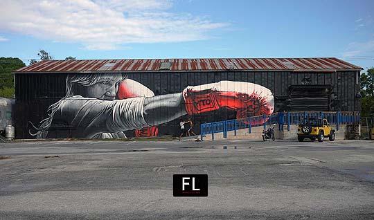 Arte urbano de MTO.