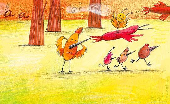Ilustración de NATALÍ SEJURO Aka NataLúdica