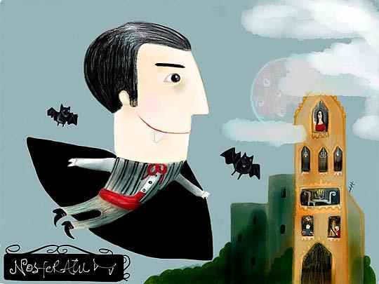 Ilustración de ANDREA GÓNGORA.