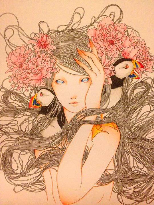 Ilustración de ANDREA SOTO Aka Andi Soto