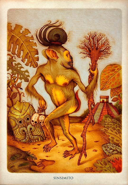 Ilustración de SANTIAGO CARUSO