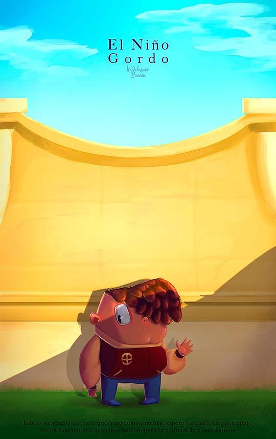 Ilustración de DANIEL ROMERO