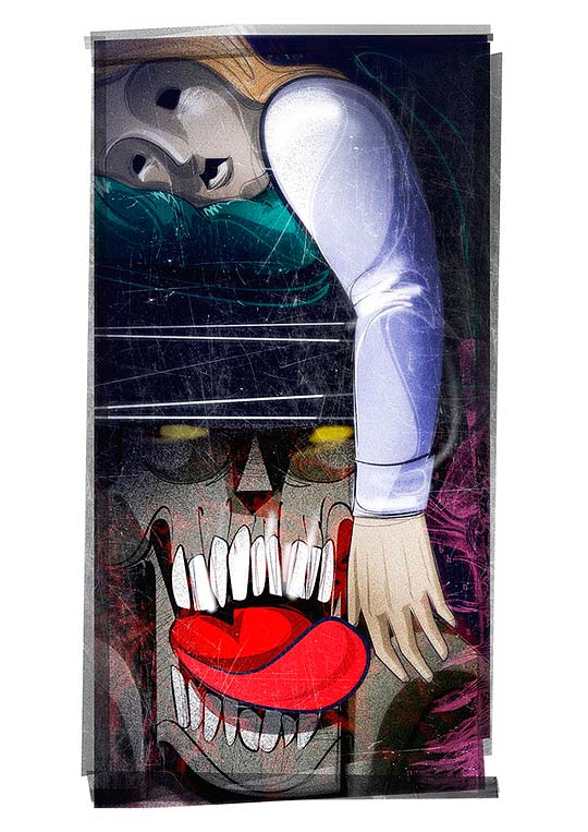 Ilustración de DENIS FREITAS