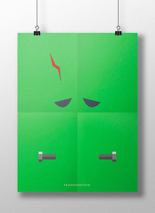 Posters de Halloween de JOSÉ NIETO PASCUAL