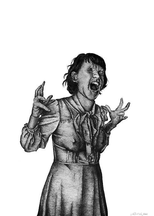 Dibujo de LILY MAE MARTIN.