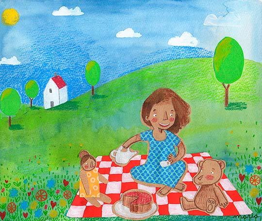 Ilustración de MARIA GARCIA.