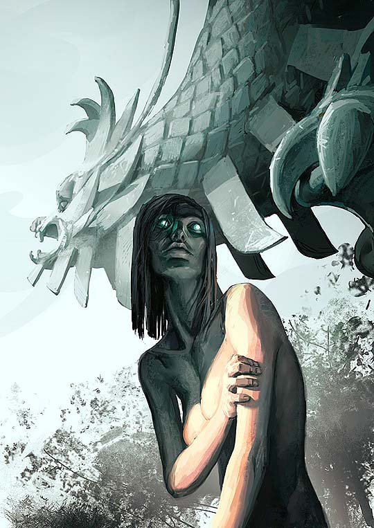 Ilustración de MICHAL LISOWSKI.
