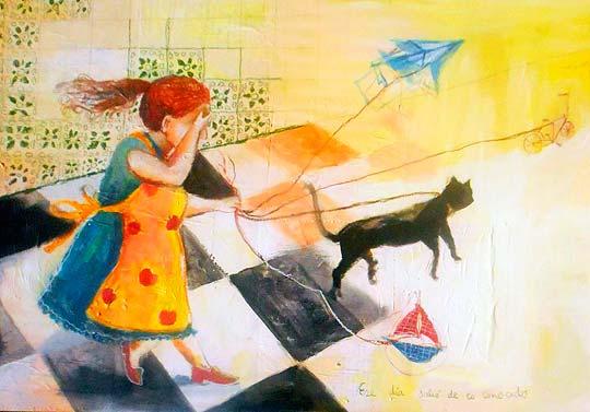 Ilustración de ROCÍO ARAYA.