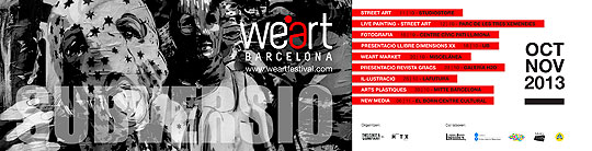 Festival Internacional de Arte contemporáneo y New media de Barcelona.