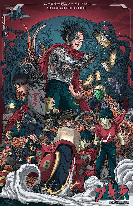 Ilustración y comic de ALEXANDER IACCARINO