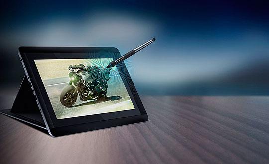 Cintiq Companion, las nuevas pantallas digitales para creativos de Wacom.
