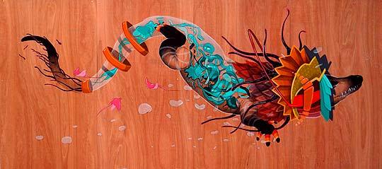 Muralismo de FAVIO MARTINEZ