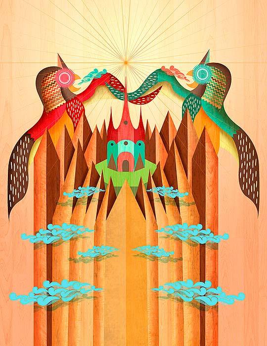 Ilustración de FERNANDO TORRRES ROJO