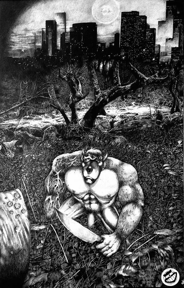 Ilustración de GUSTAVO SOLANA
