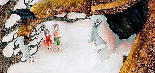 Hansel & Gretel de ISABEL VALFIGUEIRA