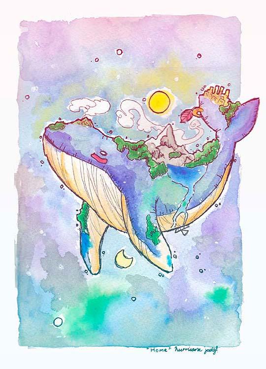 Ilustración de JAVIER DOMINGUEZ aka Hurricane Jadg!