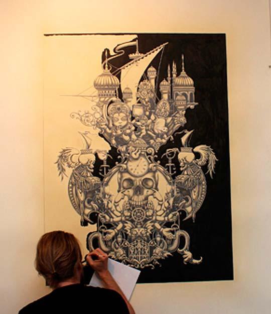 Arte de JOE FENTON