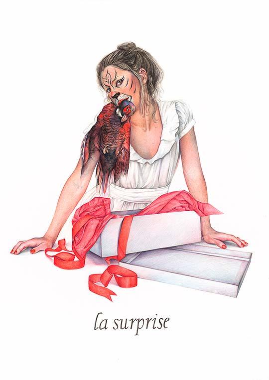 Ilustración de MARIANNA IGNATAKI