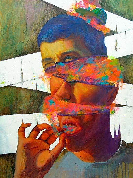 Arte urbano de NATALIA RAK