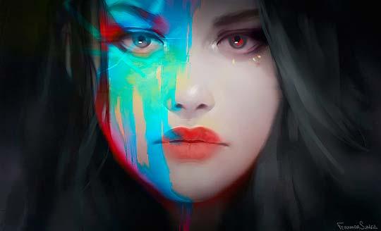 Ilustración de FERNANDA SUAREZ